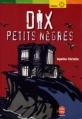 Couverture Dix petits nègres Editions Le Livre de Poche (Jeunesse - Policier) 2005