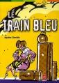Couverture Le train bleu Editions Le Livre de Poche (Jeunesse - Policier) 2007