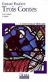 Couverture Trois contes Editions Folio  (Plus classiques) 2003