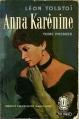 Couverture Anna Karénine, tome 1 Editions Le Livre de Poche (Classique) 1970