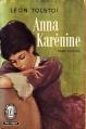 Couverture Anna Karénine, tome 2 Editions Le Livre de Poche (Classique) 1970