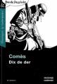 Couverture Dix de der Editions Magnard (Classiques & contemporains & Bande Dessinée) 2009