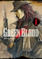 Couverture Green Blood, tome 1 Editions Ki-oon 2013