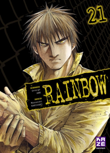 Couverture Rainbow, tome 21