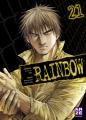 Couverture Rainbow, tome 21 Editions Kazé (Seinen) 2012