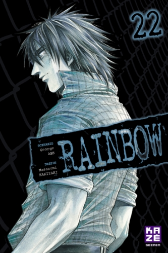 Couverture Rainbow, tome 22