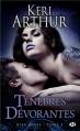 Couverture Risa Jones, tome 3 : Ténèbres dévorantes Editions Milady (Bit-lit) 2013