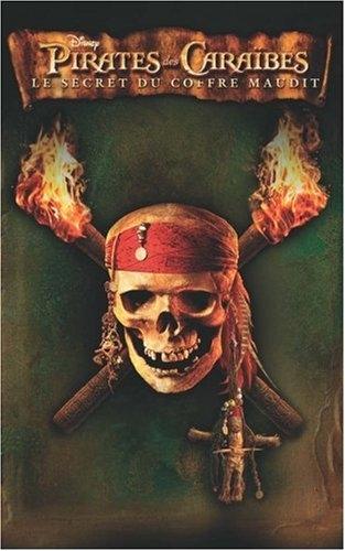 Couverture Pirates des Caraïbes, tome 2 : Le secret du coffre maudit