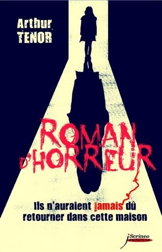 Couverture Roman d'horreur, tome 1