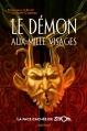 Couverture Le démon aux mille visages Editions  2013