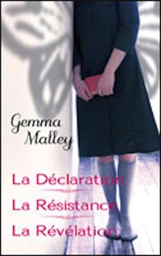Couverture La déclaration, Le résistance, La révélation