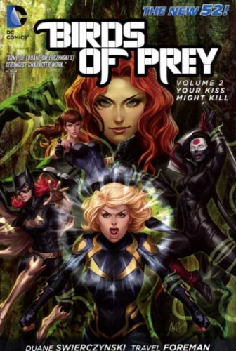 Couverture Birds of Prey (Renaissance), book 2: Your Kiss Might Kill