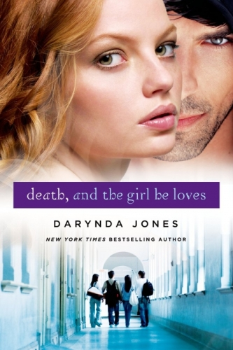 Couverture Darklight, book 3: Death, and the Girl He Loves
