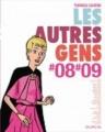 Couverture Les autres gens, tome 7 Editions Dupuis 2012