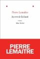 Couverture Au revoir là-haut Editions Albin Michel 2013