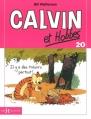 Couverture Calvin et Hobbes, tome 20 : Il y a des trésors partout ! Editions Hors collection 2013
