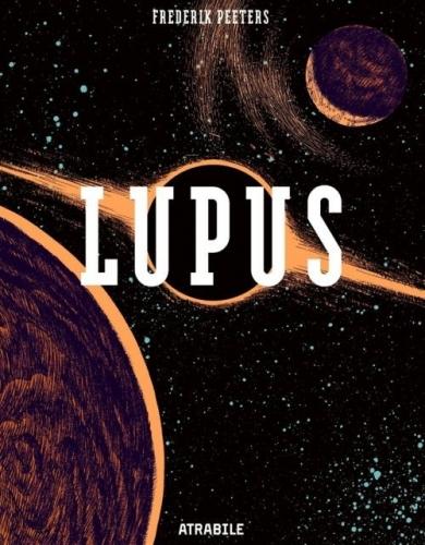 Couverture Lupus, intégrale