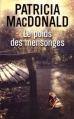 Couverture Le poids des mensonges Editions France Loisirs 2013