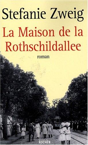 Couverture La Maison de Rothschildallee