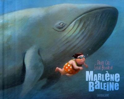 Couverture Marlène Baleine