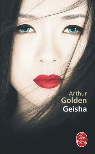 Couverture Geisha