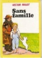 Couverture Sans famille Editions France Inter (Cerise) 1988