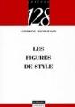 Couverture Les figures de style Editions Nathan (128 - Lettres) 1995