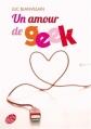 Couverture Un amour de geek Editions  2013