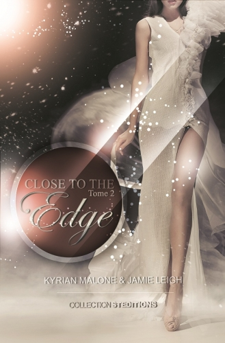Couverture Close to the Edge, tome 2