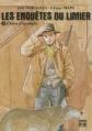 Couverture Les enquêtes du limier, tome 1 : Chien d'aveugle Editions Casterman (Sakka) 2013