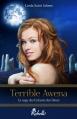 Couverture La saga des enfants des dieux, tome 1 : Terrible Awena Editions Rebelle (Emeraude) 2013
