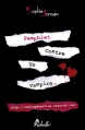 Couverture Pamphlet contre un vampire Editions Rebelle (Lune de sang) 2013