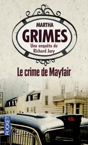 Couverture Jury et Plant, tome 08 : Le crime de Mayfair