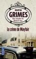 Couverture Jury et Plant, tome 08 : Le crime de Mayfair Editions Pocket 2010