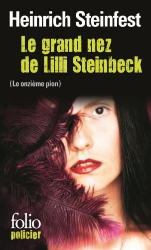 Couverture Le Onzième pion / Le grand nez de Lilli Steinbeck