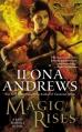 Couverture Kate Daniels, tome 6 : Montée Magique Editions Ace Books 2013