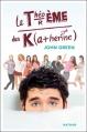 Couverture Le théorème des Katherine Editions Nathan 2009