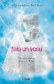 Couverture Fais un voeu, tome 1 : Une robe magique pour tout changer Editions Michel Lafon 2011