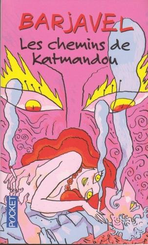 Couverture Les chemins de Katmandou