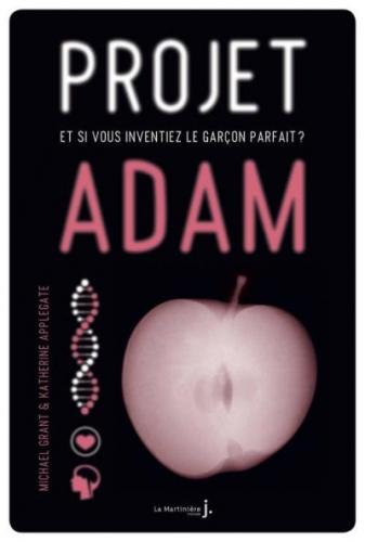 Couverture Projet Adam