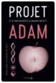 Couverture Projet Adam Editions de La martinière (Fiction J.) 2013