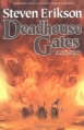 Couverture Le livre des martyrs (10 tomes), tome 02 : Les portes de la maison des morts Editions Tor Books 2005