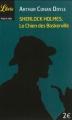 Couverture Sherlock Holmes, tome 5 : Le Chien des Baskerville Editions Librio (Policier) 2012