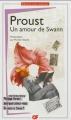 Couverture Un amour de Swann Editions Flammarion (GF) 2013