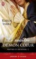 Couverture Maîtres et Seigneurs, tome 1 : Le maître de mon coeur Editions  2013