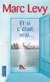 Couverture Et si c'était vrai..., tome 1 Editions Pocket 2012
