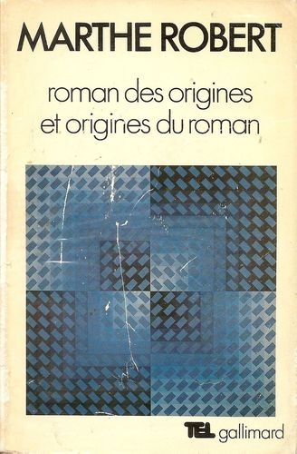 Couverture Roman des origines et origines du roman