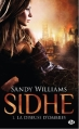 Couverture Sidhe, tome 1 : La diseuse d'ombres Editions Milady 2013