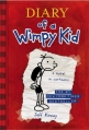 Couverture Journal d'un dégonflé, tome 1 : Carnet de bord de Greg Heffley Editions Penguin Books 2010