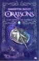 Couverture Au-delà de L'Oraison, tome 1 : La Langue du silence Editions Bragelonne 2013